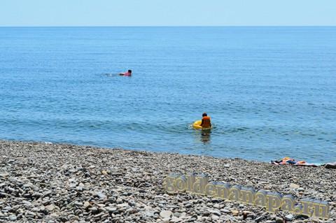 Анапа п. Малый Утриш пляж