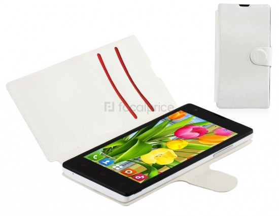 "Xpreen M2W 4.7"" Capacitive TNT Touch Screen 854x480"