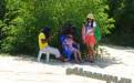 Ул. Джеметинский проезд вход на пляж Джемете африканские косички