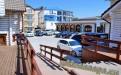 """Джемете отель """"Белый пляж"""" парковка для автомобилей"""