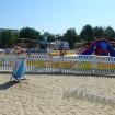 Анапа городской пляж август детский сад