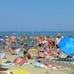 Анапа городской пляж август