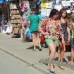 Джемете ул. Джеметинский проезд торговля сувенирами, товарами для курорта