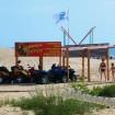 Пляж Джемете вход с Джеметинского проезда квадроциклы