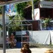 """Анапа пляж """"Высокий берег"""" рядом с санаторием """"Русь"""" оборудованное место для курения"""
