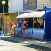 """Анапа пляж """"Высокий берег"""" продажа товаров курортного ассортимента"""
