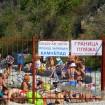 "Анапа граница пляжа ""Высокий берег"" возле санатория ""Русь"""